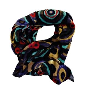 🇨🇦 MMA silk blend scarf in EUC